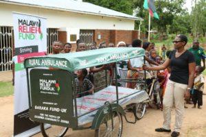barakah ambulance 2 01 barakah ambulance 2 - 01 - Malawi Relief Fund UK