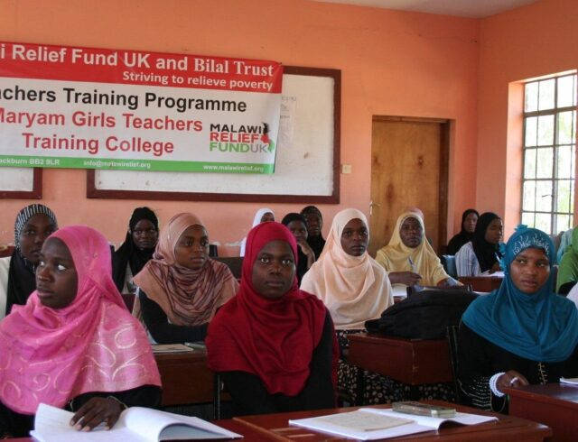 Teacher Training Programme:s by Malawi Relief Fund UK