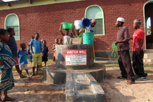 water well water well - Malawi Relief Fund UK