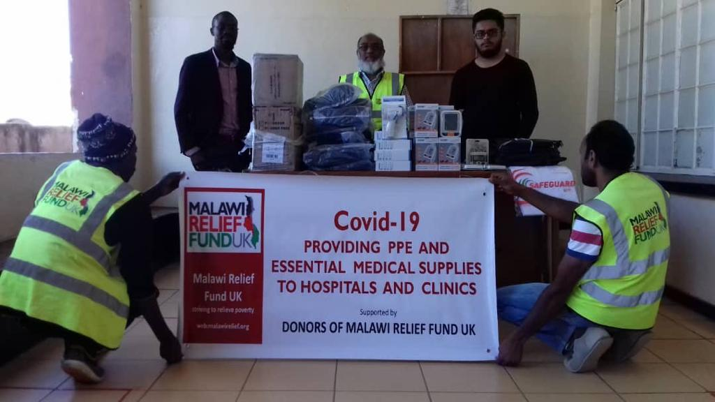 COVID-19 Appeal Delivery - Malawit Relief Fund UK 2