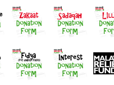 Donation Forms