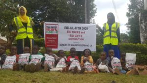 Eid Gifts For Children of Malawi