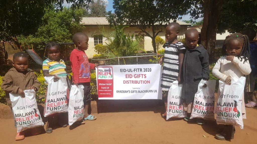 Khadijas Gifts Eid Food Packs - Malawi Relief Fund UK