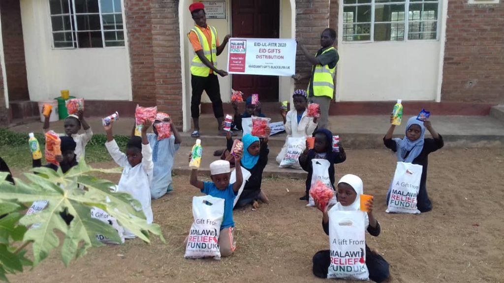 Khadijas Gifts 2 Eid Food Packs - Malawi Relief Fund UK