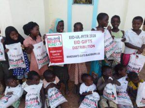 Khadijas Gifts 5 Photo Gallery - Malawi Relief Fund UK