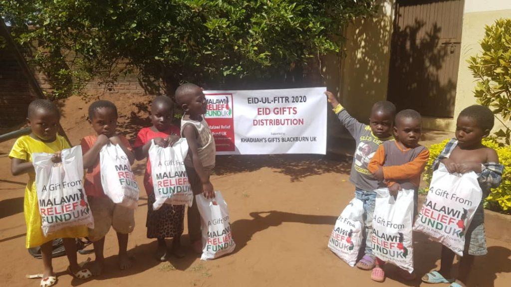 Khadijas Gifts 8 Eid Food Packs - Malawi Relief Fund UK