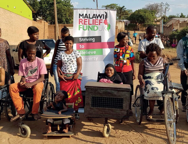 Wheelchair Appeal 2020 - Malawi Relief Fund UK