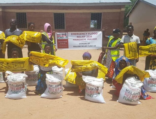 MRF Mongochi Flood Relief News & Updates - Malawi Relief Fund UK