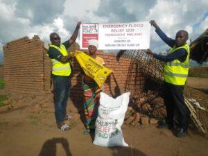 MRF Mongochi Flood Relief 8 Mangochi Emergency Flood Relief - Malawi Relief Fund UK