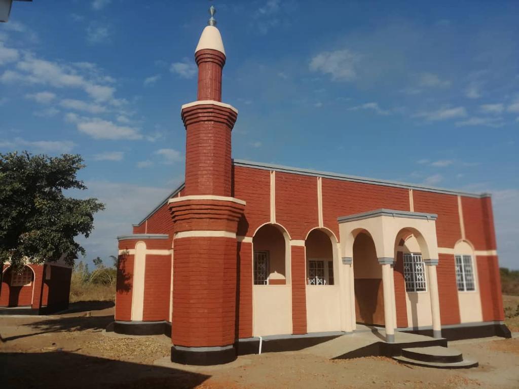 Masjid rebuilding Malawi