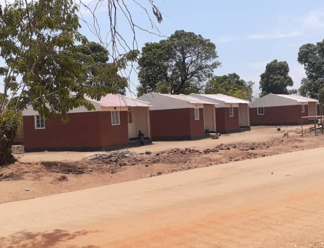 NEW BWANALI VILLAGE SALIMA Rebuilding Houses Malawi Relief Fund UK - Pay Zakat Online as well as Sadaqah, Lillah, Fitra and More - Malawi Relief Fund UK