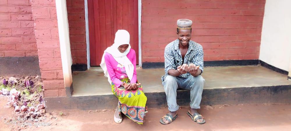 Rebuilding Houses Rebuilding homes - Malawi Relief Fund UK