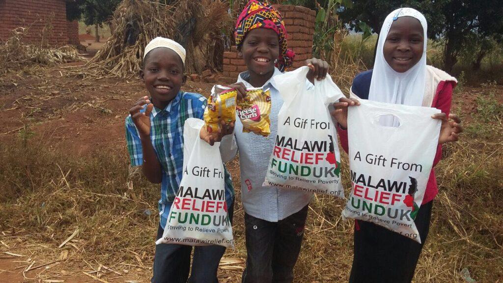 eid gift 5 Eid Food Packs - Malawi Relief Fund UK