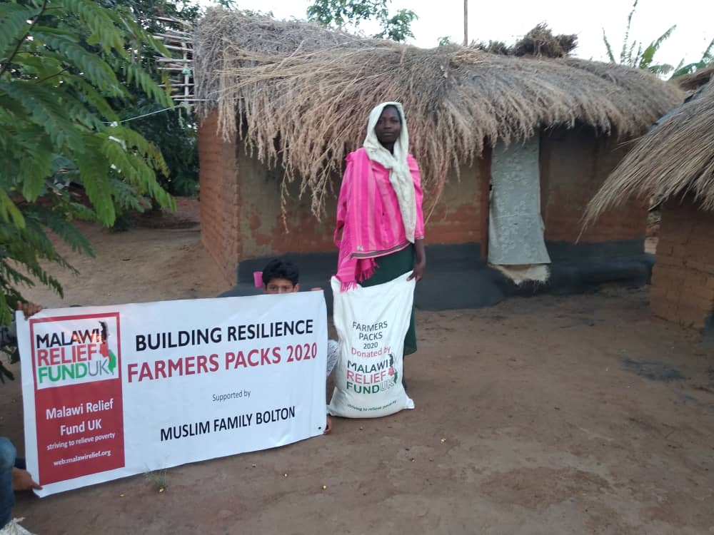 farmers pack 3 Winter Cropping - Malawi Relief Fund UK