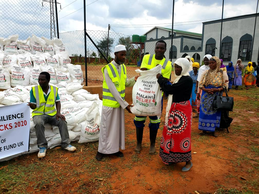 farmers packs 2 Winter Cropping - Malawi Relief Fund UK