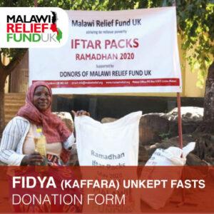 Fidya Donations