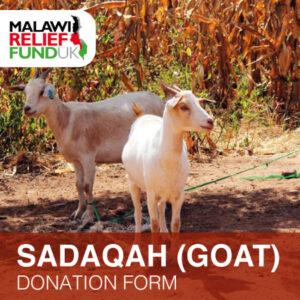 Sadaqah (Goat) Donations