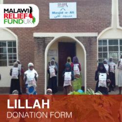 Lillah Donations