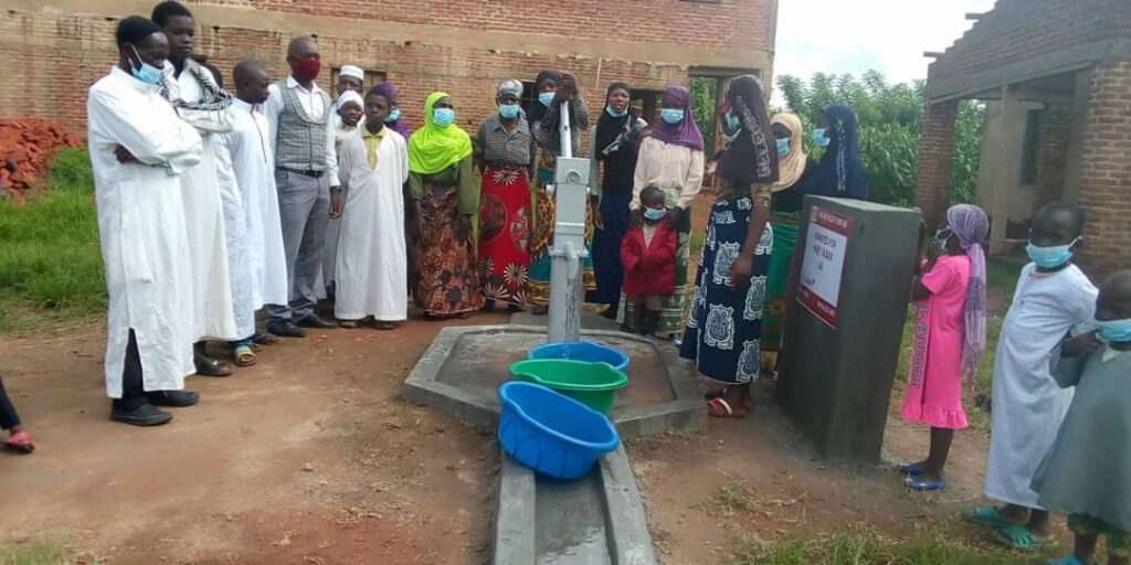 water 1 Water Wells - Malawi Relief Fund UK