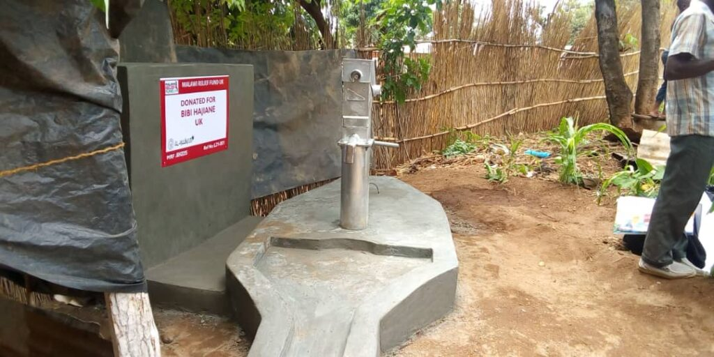 water 2 Water Wells - Malawi Relief Fund UK