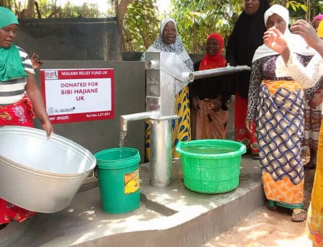 water 3 Malawi Relief Fund UK - Pay Zakat Online as well as Sadaqah, Lillah, Fitra and More - Malawi Relief Fund UK
