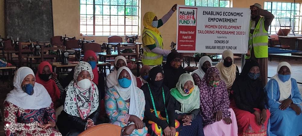 women dev 2 Women's Development - Malawi Relief Fund UK