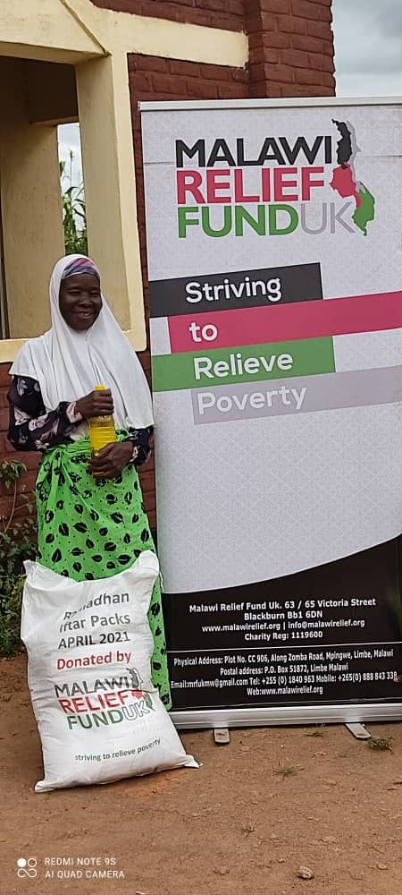 Iftar Packs Distribution Ramadhan 2021 Iftar Packs Being Delivered Ramadhan 2021 - Malawi Relief Fund UK