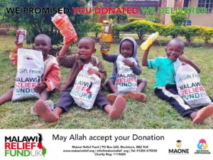 Eid Gifts Delivered To The Children For Eid ul Fitra 2021 12 Eid Gifts Delivered To The Children For Eid-ul-Fitra 2021 12 - Malawi Relief Fund UK