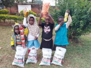 Eid Gifts Delivered To The Children For Eid ul Fitra 2021 2 Eid Gifts Delivered To The Children For Eid-ul-Fitra 2021 2 - Malawi Relief Fund UK