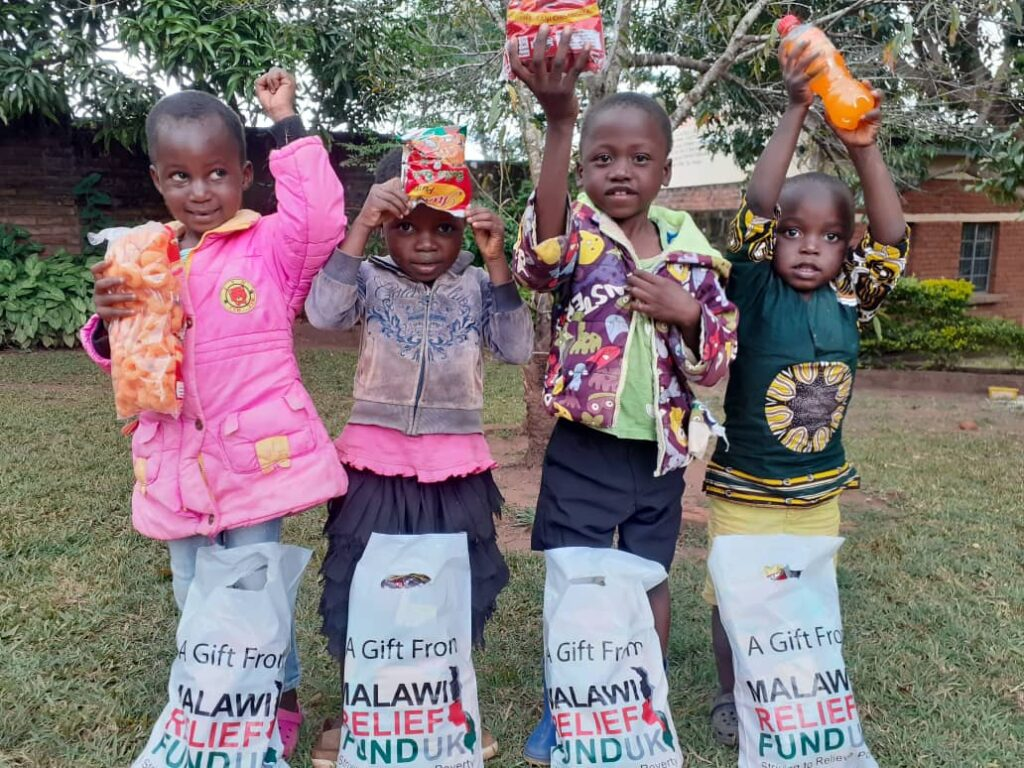 Eid Gifts Delivered To The Children For Eid ul Fitra 2021 3 Eid Gifts Delivered To The Children For Eid-ul-Fitra 2021 - Malawi Relief Fund UK