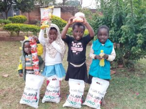 Eid Gifts Delivered To The Children For Eid ul Fitra 2021 Eid Gifts Delivered To The Children For Eid-ul-Fitra 2021 - Malawi Relief Fund UK