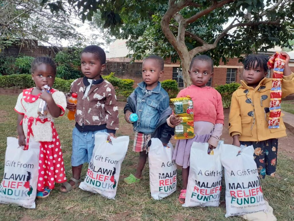 Eid Gifts Delivered To The Children For Eid ul Fitra 2021 4 Eid Gifts Delivered To The Children For Eid-ul-Fitra 2021 - Malawi Relief Fund UK