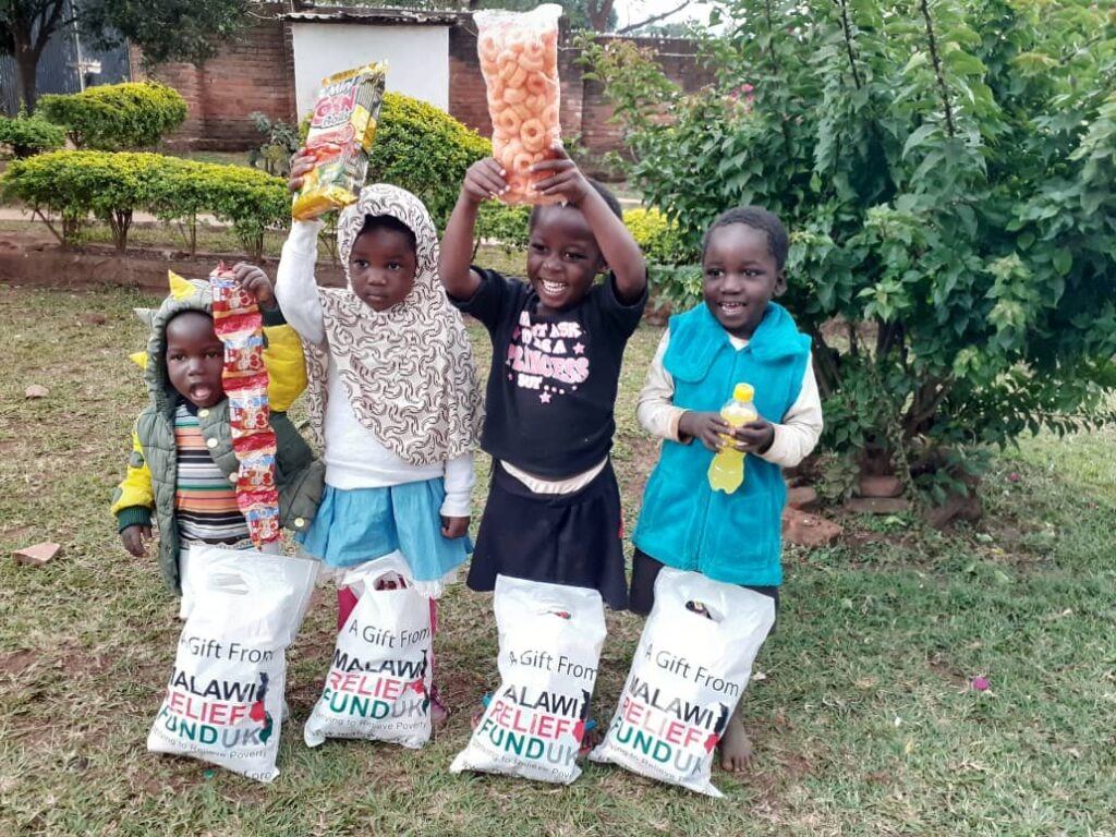 Eid Gifts Delivered To The Children For Eid ul Fitra 2021 5 Eid Gifts Delivered To The Children For Eid-ul-Fitra 2021 - Malawi Relief Fund UK