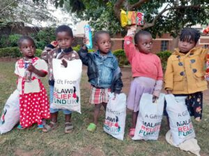 Eid Gifts Delivered To The Children For Eid ul Fitra 2021 6 Eid Gifts Delivered To The Children For Eid-ul-Fitra 2021 6 - Malawi Relief Fund UK