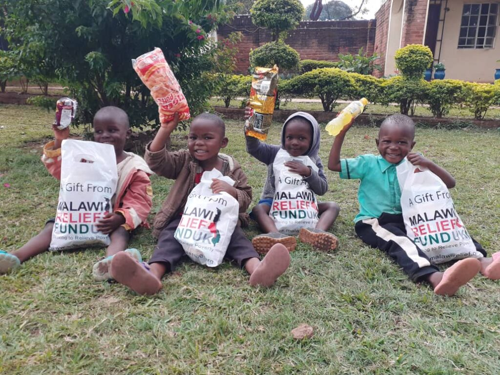 Eid Gifts Delivered To The Children For Eid ul Fitra 2021 7 News & Updates - Malawi Relief Fund UK