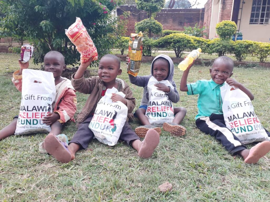 Eid Gifts Delivered To The Children For Eid ul Fitra 2021 8 Eid Gifts Delivered To The Children For Eid-ul-Fitra 2021 - Malawi Relief Fund UK