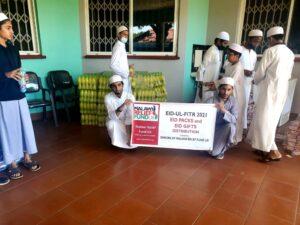 Eid Ul Fitr 2021 Eid Packs Preparation 2 Eid-Ul-Fitr 2021 - Eid Packs Preparation 2 - Malawi Relief Fund UK
