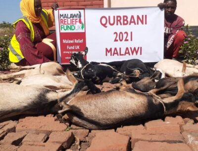 Your Qurbani 2021 Completed