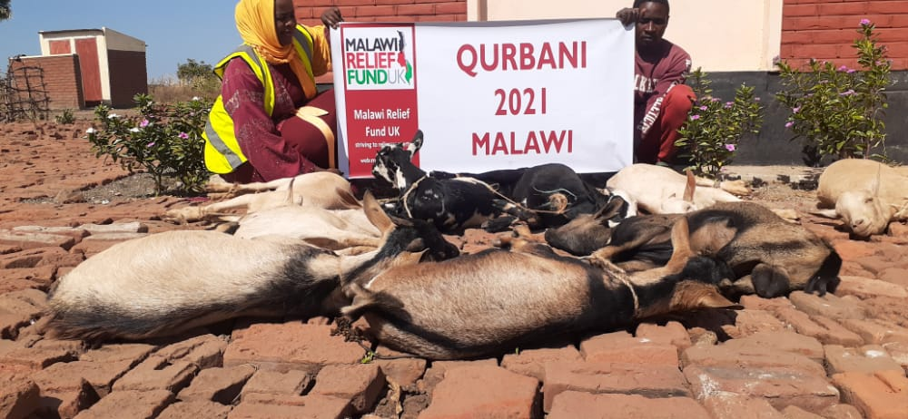 Qurbani 2021 26 News & Updates - Malawi Relief Fund UK